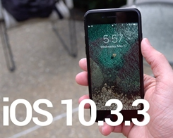 Apple Releases iOS 10.3.3 With Bug Fixes and Security Improvements [Updated]