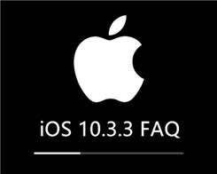 iOS 10.3.3 FAQ