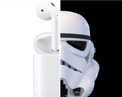 Thank Star Wars' Stormtroopers for Apple AirPods' Design