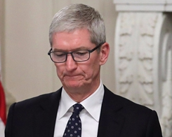 Tim Cook Speaks Out Against President Trump's Ban on Transgender Soldiers