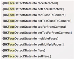 iPhone 8 Infrared Face Detection and General Device Design in HomePod
