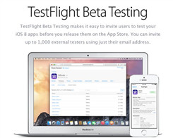 Apples TestFlight Beta Testing Platform Now Supports up to 10,000 Users