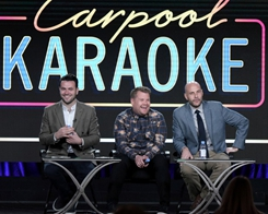 Apple's 'Carpool Karaoke: The Series' Television Show Now Available on Apple Music