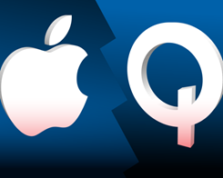 U.S. Trade Commission Now Investigating Apple in Qualcomm Patent Dispute