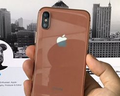 """Foxconn's Internal Name of the New #iPhone8 color is """"Blush Gold"""""""
