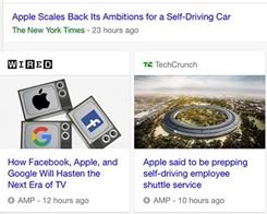 Safari in iOS 11 Strips Google AMP Links Down to Original URL for Sharing