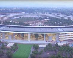 Apple Park Gets Greener in Latest Drone Video