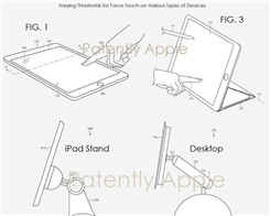 Apple Reinvents Force Touch to Address Devices with Bases That Have Varying Degrees of Stability