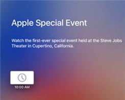 Apple Updates Apple TV Events App Ahead of Next Week's Keynote