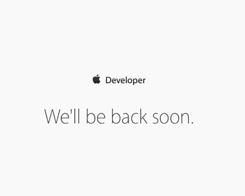 The Apple Developer Center is Back Up After Downtime