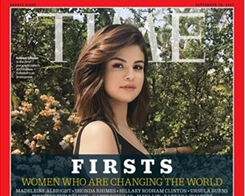 Time Uses iPhone to Shoot Magazine Covers