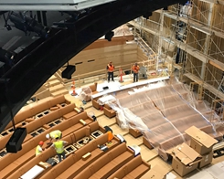 Some Photos of Steve Jobs Theater Construction