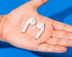 Here's Your First Look at the New Version of Apple's AirPods