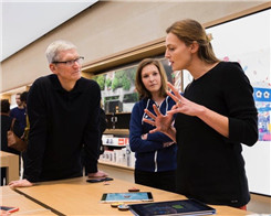 Apple Products 'Change the World'  Aren't Priced Just 'For the Rich'