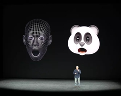 Apple Announces Animoji, Animated Emoji for iPhone X