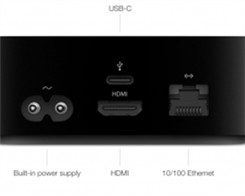 New Apple TV 4K Gains Gigabit Ethernet Port, Drops USB-C Port