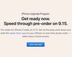 Apple invites Upgrade Program members to 'prep'  iPhone 8 pre-orders