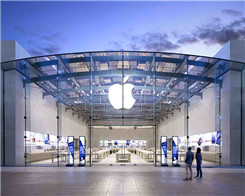 Photos Show Nearly Completed Apple Retail Outlet In Austin
