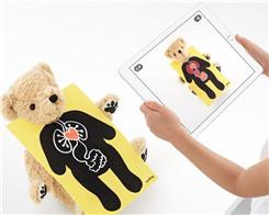 Apple Now Sells A Dissectable AR Teddy Bear Named Parker