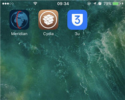 [Fix] Cydia App Not Show up After You Jailbreak with Meridian