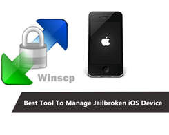 WinSCP: Best Way to Manage Jailbroken iOS Device - 3uTools