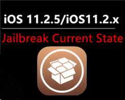 iOS 11.2.5/iOS11.2.x Jailbreak Current State