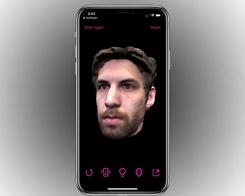 Bellus3D Brings its Uncanny 3D Selfies to the iPhone X