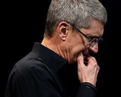 Tim Cook Drops 43 Places in Employee Approval Ratings of CEOs