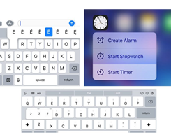 Apple Being Sued Over 3D Touch and Key Flicks in Select iPhone and iPad Models