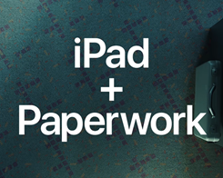 Apple Depicts iPad as Laptop, Textbook, and Paperwork Replacement in Series of New Ads