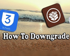 How to Downgrade iOS?
