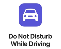 Patent Troll Sues Apple Over 'Do Not Disturb While Driving' Feature