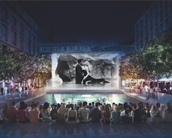 Apple's New Outdoor Amphitheater and Retail Store in Milan, Italy