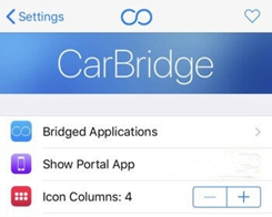 CarBridge Tweak Lets you Open Any App in CarPlay