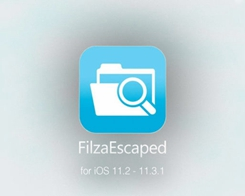 FilzaEscaped for iOS 11.3.1 Released, Gives Root Access Without Jailbreak