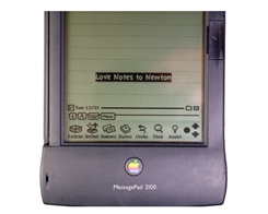 Love Notes to Newton Tells story of Apple's Most Important Failure