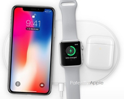 Apple Wins a Design Patent for 'AirPower' Prior to its Launch