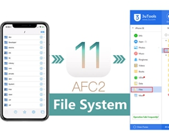 How to Install AFC2 for iOS 11-11.3.1 to Access Jailbreak File System?