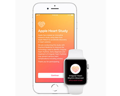Apple Closes Heart Study Program with Stanford