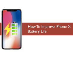 How to Improve iPhone X Battery Life on iOS 11.3.1?