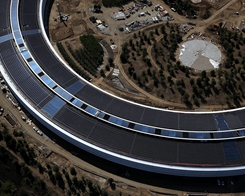 Apple Claims HQ Buildings Worth $200 to Save on Tax Bill