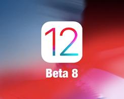 Apple Releases iOS 12 Beta 8 After Pulling Beta 7 Earlier this Week