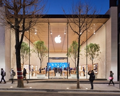Apple Store Seen Growing to 600 Locations Worldwide by 2023