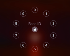 Epicentre: a Gorgeous New Passcode Interface for iPhone X