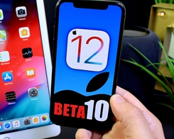 Apple Seeds Tenth Beta of iOS 12 to Developers, 8th Beta to Public Beta Testers
