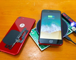 Persistent Hacker Converts iPhone 7 to Wireless Charging