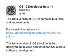 How to Install iOS 12 Beta 11 on iPhone or iPad?