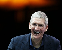 Tim Cook's Income as Apple CEO Totals $701M, Second Only to Mark Zuckerberg