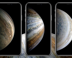 Download These iPhone XS Inspired Space Theme Wallpapers From NASA