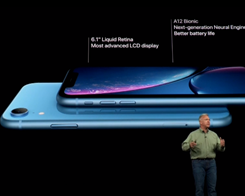 Apple Announces Colorful New 6.1-inch iPhone XR